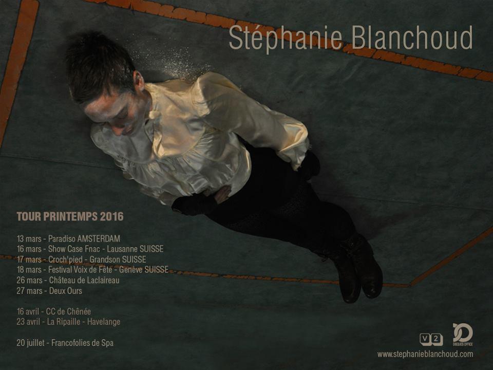 stephanie blanchould