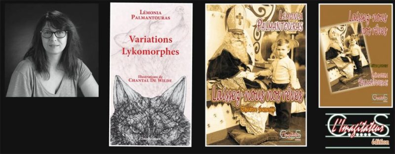Lémonia Palmantouras – Auteure et écrivaine