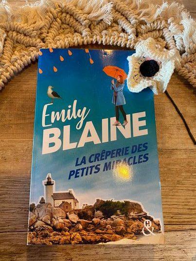 Livre | La crêperie des petits miracles | Emily Blaine