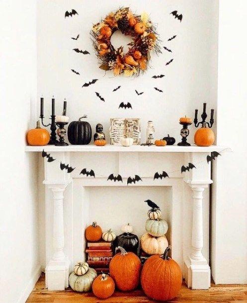10 idées de décorations Halloween épinglées pour vous.