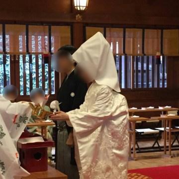 ご成婚退会された33歳女性会員様の結婚式