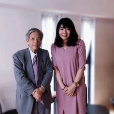 田原総一朗さんと対談させていただきました。