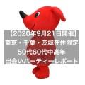 【2020年9月21日開催】東京・千葉・茨城在住限定中高年出会いパーティーレポート