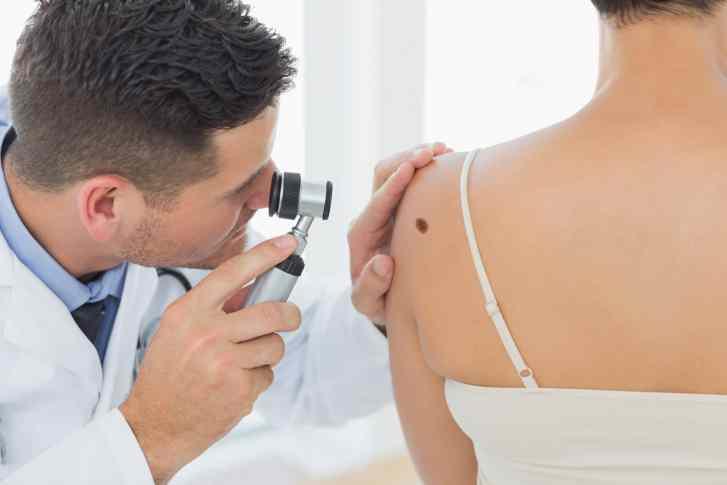 skin checks minneapolis