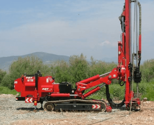 techniwell jet grouting used in Turkey