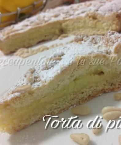 torta di pinoli
