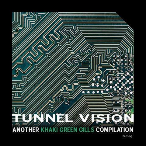 Khaki Green Gills – Tunnel Vision