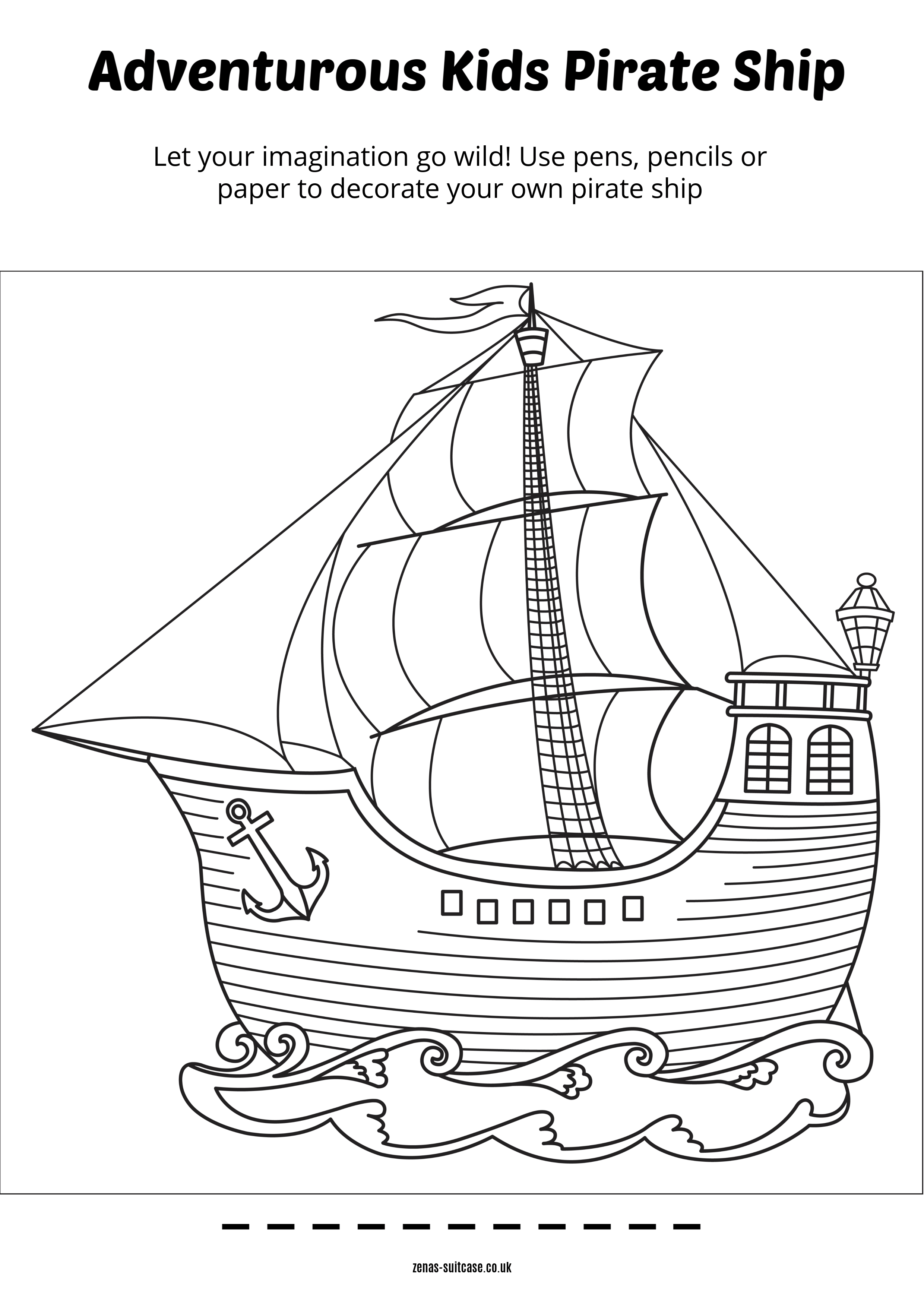 Activity Sheets For Kids