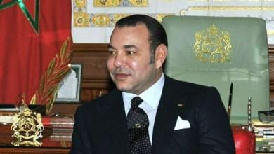 جلالة الملك يهنئ السيد عبد المجيد تبون بمناسبة انتخابه رئيسا للجمهورية الجزائرية الديمقراطية الشعبية