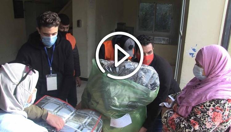 المحمدية : مبادرات شبابية وطوعية لتقديم المساعدة للمتضررين من الفيضانات