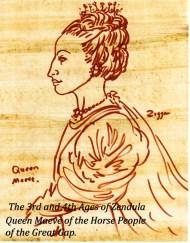 maeve queen horse profile