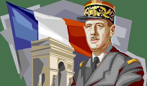 La profezia di Charles De Gaulle