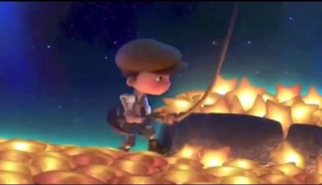 La luna, un fantastico cortometraggio Pixar