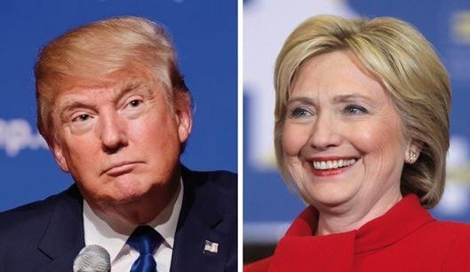 Presidenziali Usa, duello Tv: Hillary schiacchia Trump
