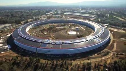 Apple Park: il sogno di Steve Jobs si è avverato!