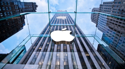 Apple: ultimo trimestre da record!Iphone 7 guida le vendite