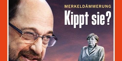 Elezioni tedesche: continua la corsa di Schultz!Merkel pronta a fare le valigie?