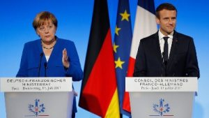 Cara Merkel, Macron non è Hollande!