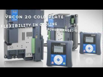 VACON 20 Compact AC Drives