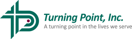 New logo design for Turning Point