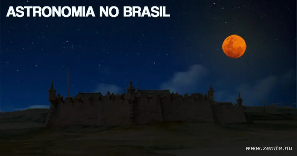 Astronomia no Brasil
