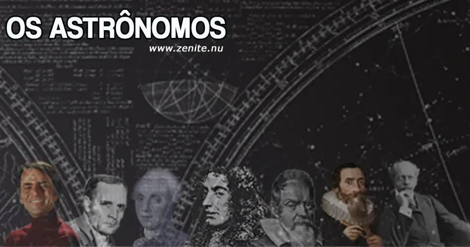 Os astrônomos