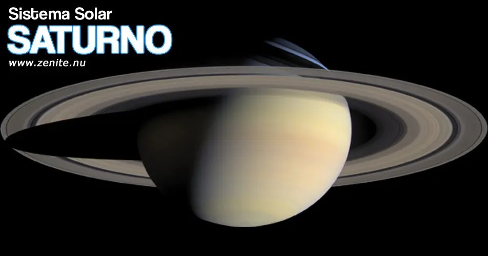 Os planetas: Saturno