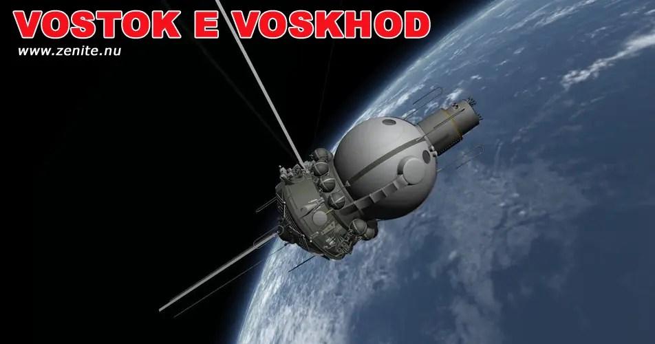 Vostok e Voskhod