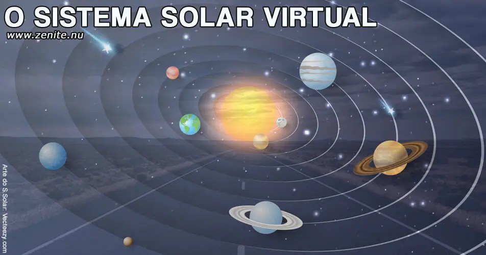 Sistema Solar virtual