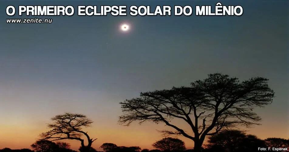 Eclipse solar 2001