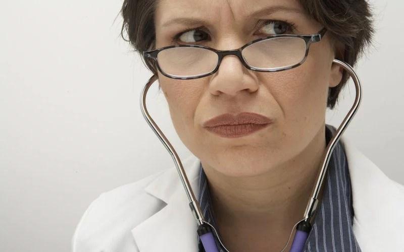 Doctors afraid Escharotics