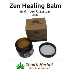 Zen Skin Healing Balm and After-Care