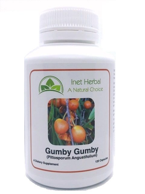 8cc5a753d Gumby Gumby Capsules ZH 550mg 120 Capsules - Zenith Herbal