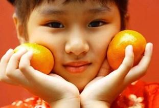 asian orange