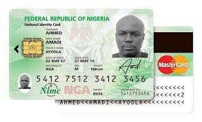 Nigeria national identity card mastercard