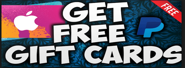 Paypal Gift Card Free