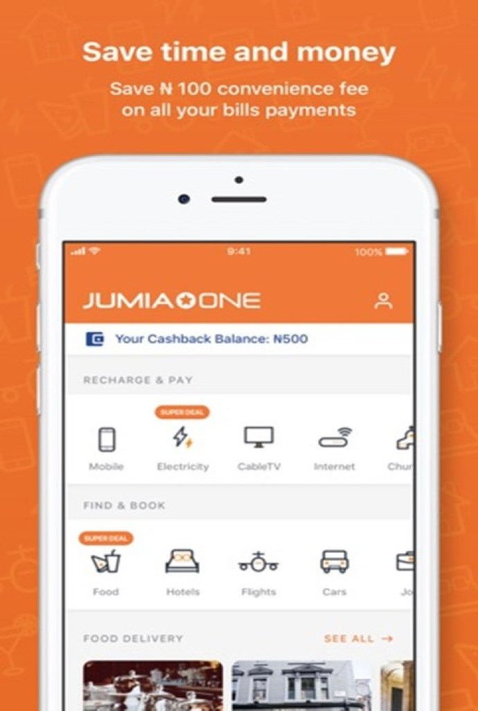 Airtime Cashback Jumia One App Review