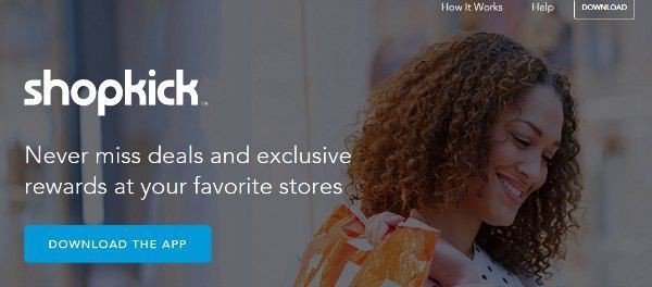 Earn PayPal Gift Card Free with shopkick