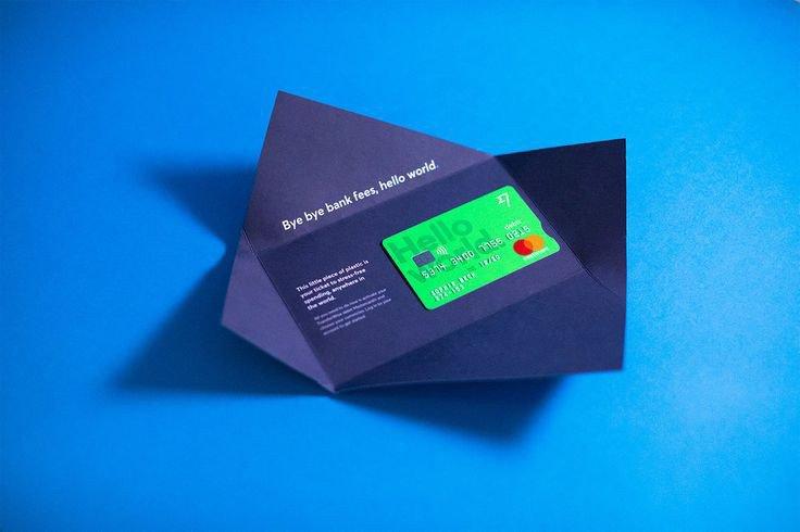 Transferwise MasterCard