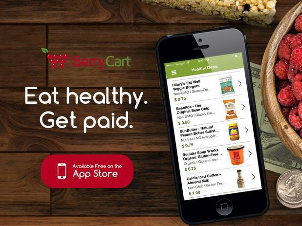 Berry cart Earn PayPal Gift Card Free