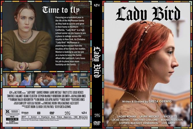 Lady bird Amazon Prime Video