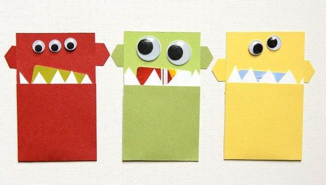 Monster Gift Card