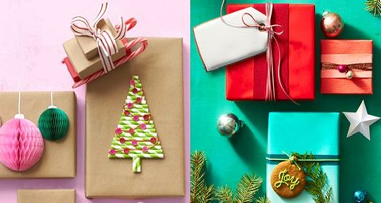Christmas Gift card presentation ideas
