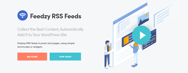 Feedzy RSS Feeds themeisle reviews