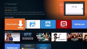 How to install kodi on FireTV using downloader app