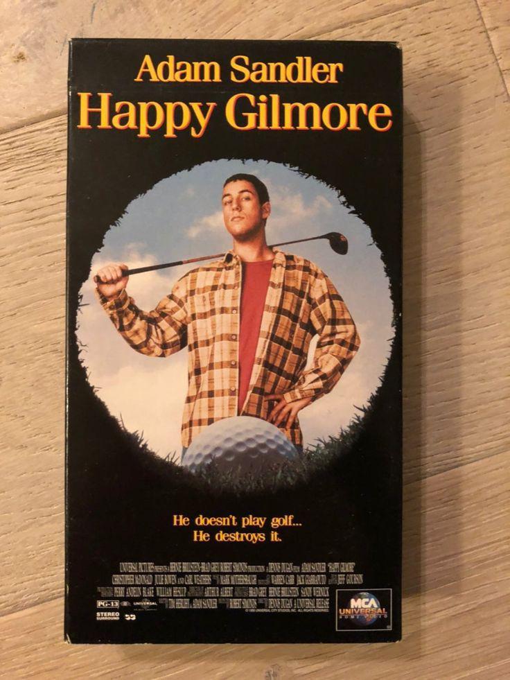 Happy Gilmore (1995) | 90's Comedy Movies