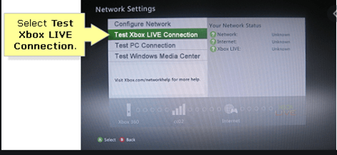 the test connection vpn for xbox