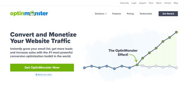 Download OptinMonster plugin