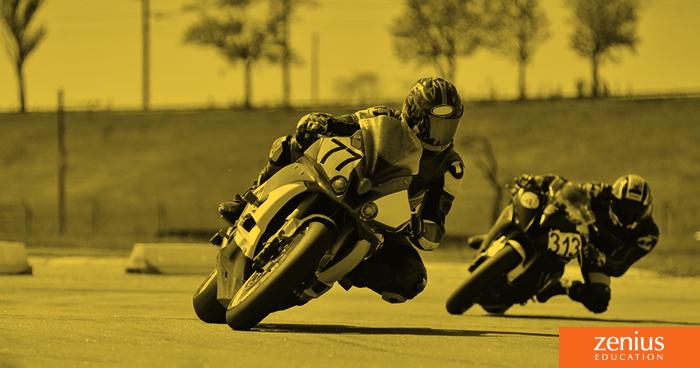 Kenapa Pembalap MotoGP Waktu Belok Posisinya Miring Banget Tapi Nggak Jatuh? 6