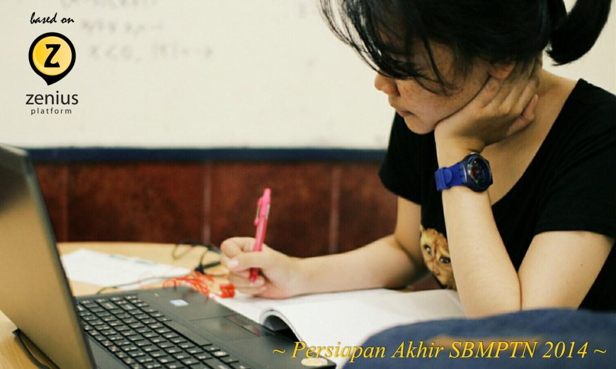 Persiapan Akhir SBMPTN 2014
